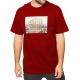 Camiseta Primitive Roof Top Cardinal