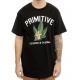 Camiseta Primitive Siesta - Preta