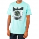 Camiseta Primitive OG Space - Verde