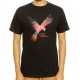 Camiseta Primitive Jackson Polly - Preto