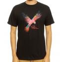 Camiseta Primitive Jackson Polly - Preto