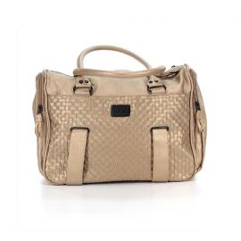 Bolsa feminina Vans - Dourada