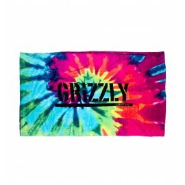 Toalha de banho Grizzly Tie Die