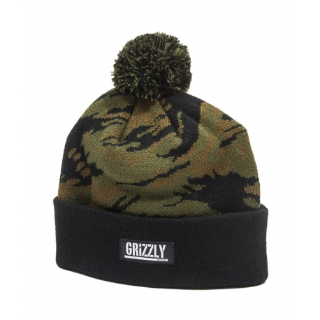 Touca Grizzly Storm Verde