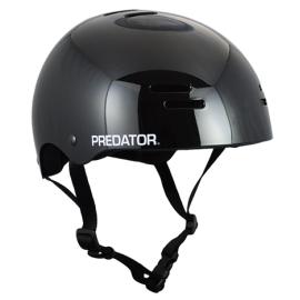 Capacete Predator SK8 - Preto Brilhante P/M