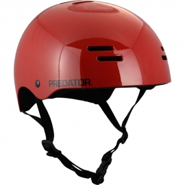 Capacete Predator Sk8 - Vermelho P/M