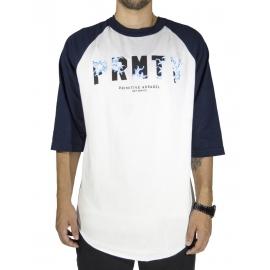 Camiseta 3/4 Primitive Wave