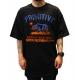 Camiseta Primitive Cultivated Tie Dye - Preta