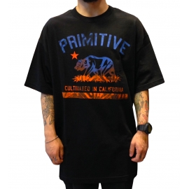 Camiseta Primitive Cultivated Tie Dye