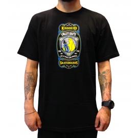 Camiseta Krooked - Preta