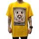 Camiseta LRG Channel - Amarela