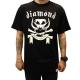 Camiseta diamond MotorHead - Preta
