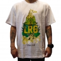 Camiseta LRG Breathe Life - Branco