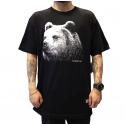 Camiseta Grizzly Montana - Preto