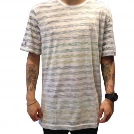 Camiseta Globe Flame Silk Aves - Verde