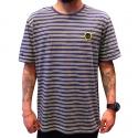 Camiseta Globe Fio Tinto Listra