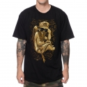 Camiseta DGK Judgement - Preta