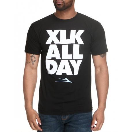 Camiseta Lakai XLK All Day - Preta
