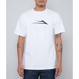 Camiseta Lakai Paisley Standart - Branca