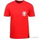 Camiseta Primitive Grateful Pocket - Vermelha