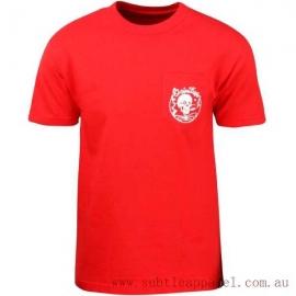Camiseta Primitive Grateful Pocket