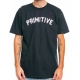 Camiseta Primitive Block Tye Stars - Azul