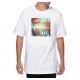 Camiseta Primitive Palms - Branca
