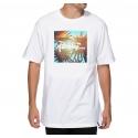 Camiseta Primitive Palms White