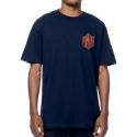 Camiseta Primitive Brasão - Azul