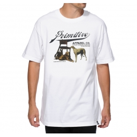 Camiseta Primitive Sportmen White