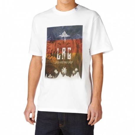 Camiseta LRG Hawaii - Branca
