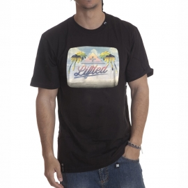 Camiseta LRG Creative - Preta
