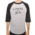 Camiseta Lakai 3/4 Tribute