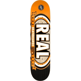 Shape Real Skateboards Knock Out 7.75