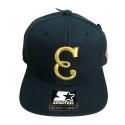 Boné Starter Baseball Museum Gold Newark - Preto