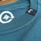 Camiseta LRG Smoke - Azul