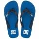 Chinelo DC Shoes Spray - Azul