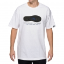 Camiseta Lakai The Shoes We Skate - Branca
