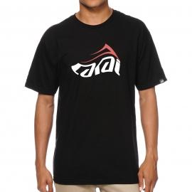 Camiseta Lakai Logo - Preta