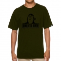 Camiseta Lakai Rip Board Til Death - Verde