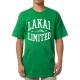 Camiseta Lakai Limited - Verde