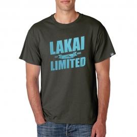 Camiseta Lakai Limited Est 1999 - Cinza