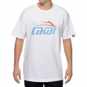 Camiseta Lakai Fully Flared - Branca