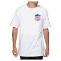 Camiseta Primitive Made in Usa - Branco