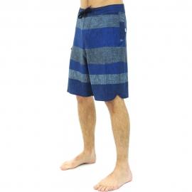 Bermuda Água Vans Aqua Blue Strip - Azul