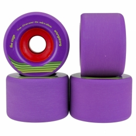 Roda Orangatang The Cage 73mm 83a - Roxa
