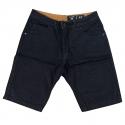 Bermuda Jeans Globe Walk Slim Fit - Preto