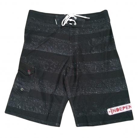 Bermuda Água  Independent Black Belt - Preta