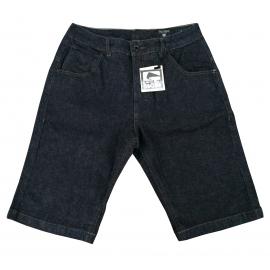 Bermuda Jeans Globe Walk Slim - Azul