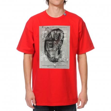 Camiseta LRG Give - Vermelha